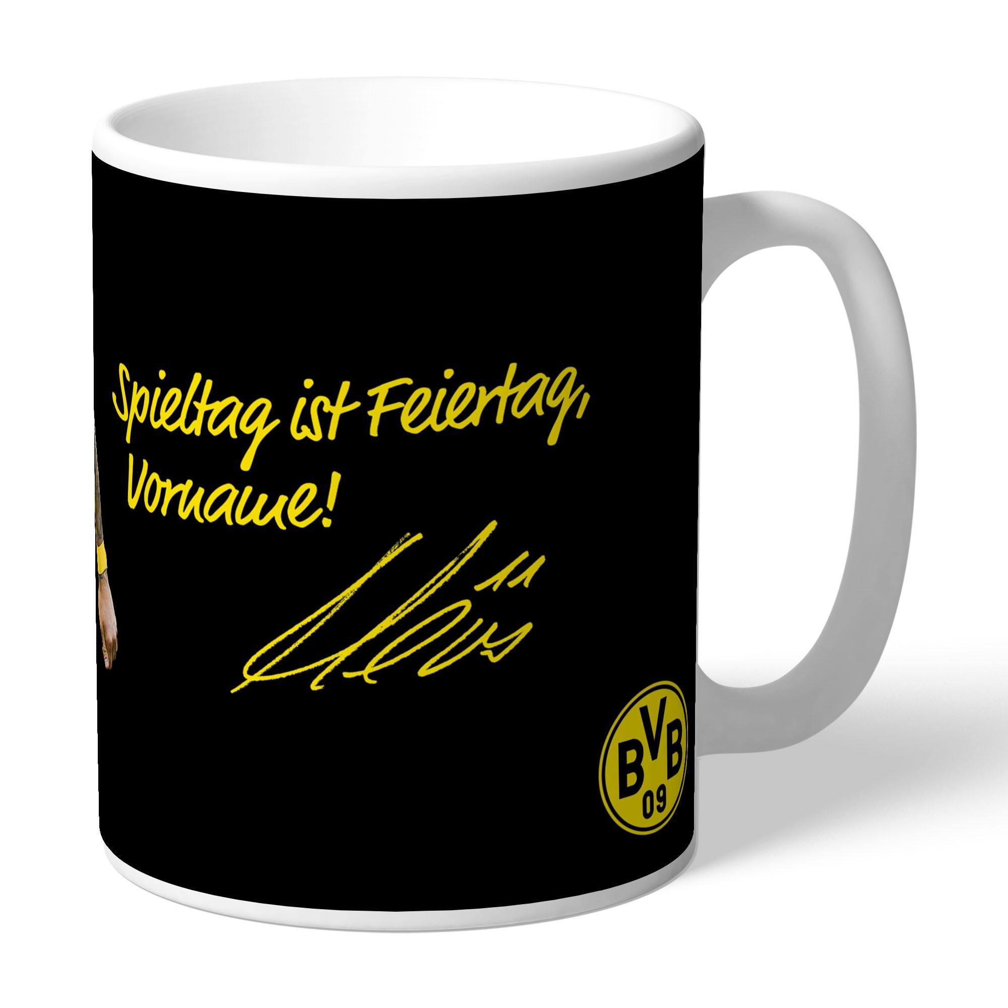 45. BVB-Tasse indiv. Reus (Spieltag)
