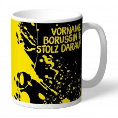 49. BVB-Tasse indiv. Borussin und stolz darauf