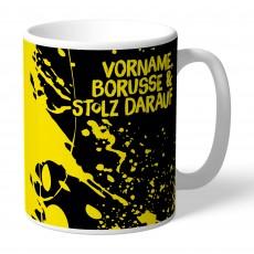 51. BVB-Tasse indiv. Borusse und stolz darauf